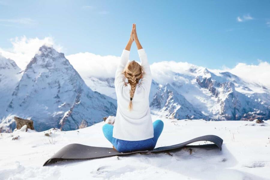 Yoga zu jeder Jahreszeit in den Health & Spa - Premium Hotels