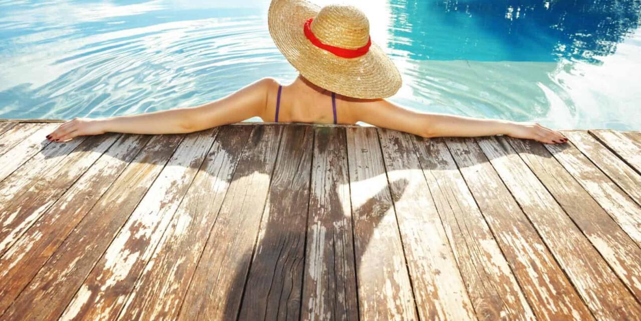 Wellness Angebote - Entspannen im Pool