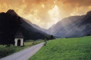 Hochschwab bei Seewiesen in Österreich