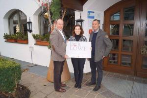 Strafinger Tourismuswerkstatt gemeinsam mit dem Hotel Der Löwe