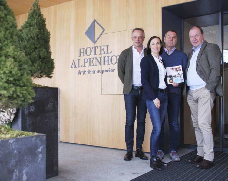 Design & Wellness Hotel Alpenhof Familie Fischbacher
