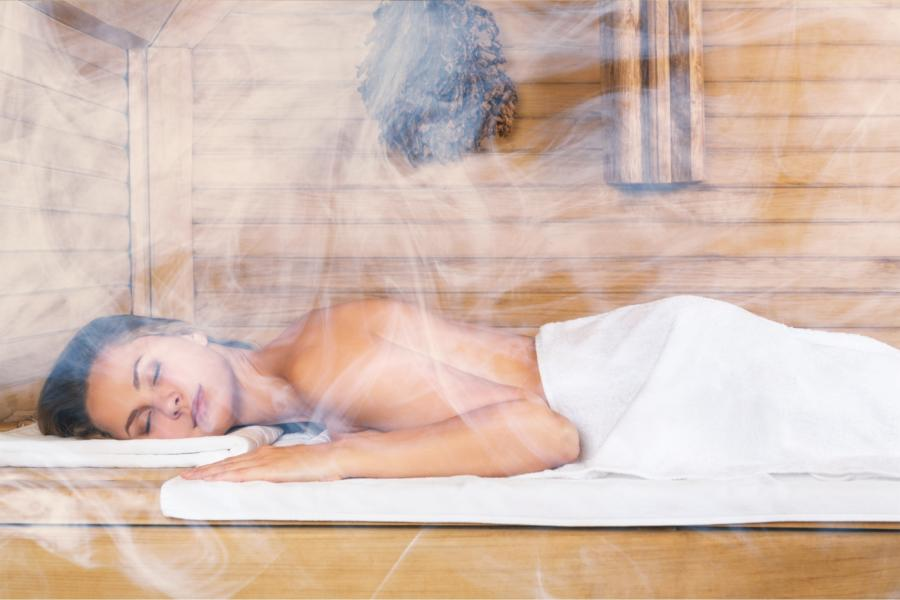 Sauna-Aufguss für Fortgeschrittene