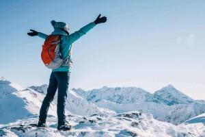 Sanfter Wintersport und Wellness und dabei Vitamin D tanken für ein starkes Immunsystem.