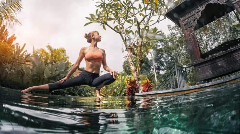 Yoga an außergewöhnlichen Orten erleben