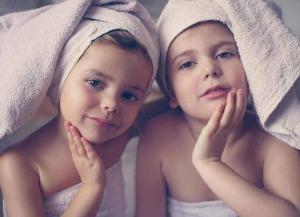 Sauna für Kinder