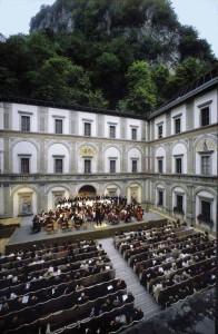 Konzert im Palast Hohenems in Vorarlberg