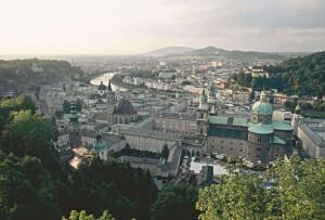 Hauptstadt Salzburg