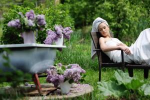 Entspannung in der einzigartigen Natur