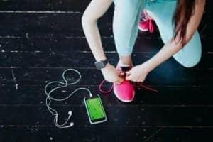 Sporttraining mit Personal Trainer