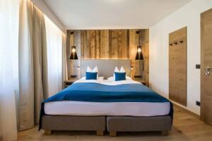 Design & Wellness Hotel Alpenhof Zimmeransicht