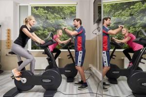 Personal Training im Thermalhotel Fontana