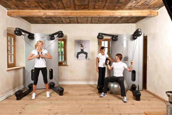 Personal Training im Posthotel Achenkirch