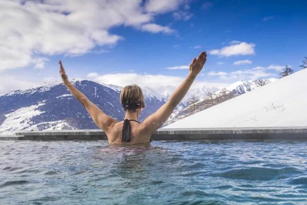 Urlaub an der Piste, die schönsten Wellnesshotels Österreichs