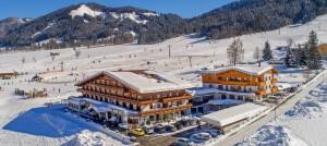 Winterwellness und Skifahren