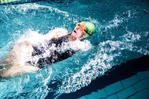 eine der gesündesten Sportarten - schwimmen