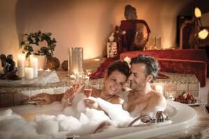 Romantische Auszeit für Genießer