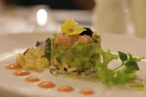 Vegetarisches Tartar