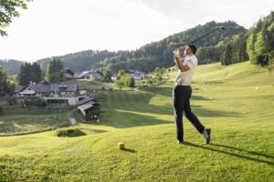 Golfurlaub im Wellnesshotel