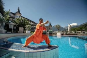 Shaolin Meister am Achensee